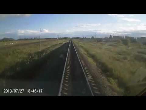 Авария на ржд поезд сбил человека и корову