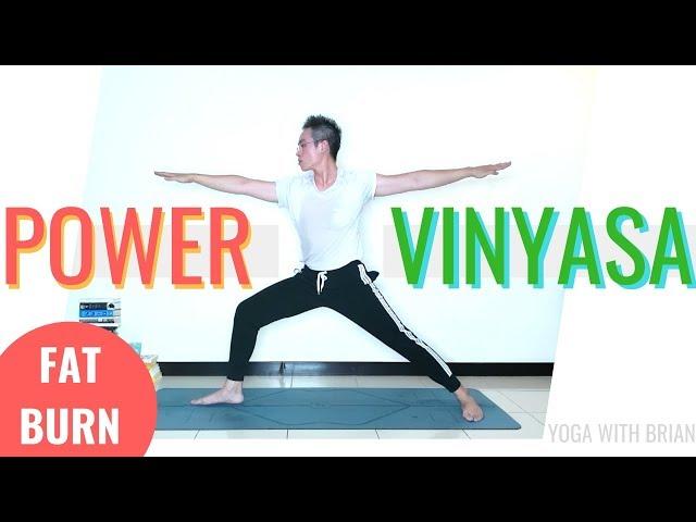 Bài Tập Yoga Giảm Mỡ - Giảm Cân Toàn thân - 30 phút | YOGA cho NGƯỜI MỚI | YOGA WITH BRIAN