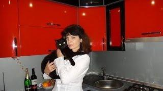 видео Черно-белая тема и кухня