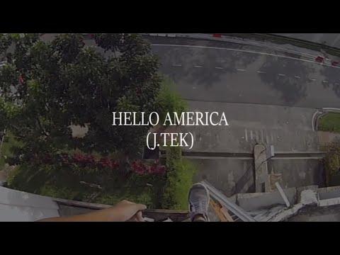 international Parkour Experiment - (Hello America)