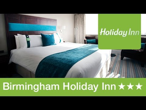 Birmingham Airport Holiday Inn Hotel Review | Holiday Extras