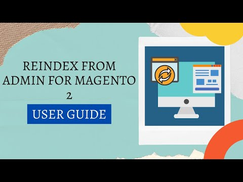 Reindex From Admin Extension For Magento 2 Without SSH Extension