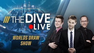 The Dive Live: Worlds Draw Show
