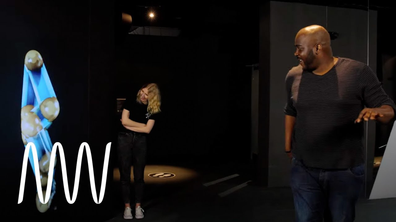 Could an AI beat you on the dance floor? | AI: More than Human | National Museums Liverpool