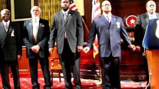 2009-02-06 Omega Psi Phi Fraternity, Inc. - NY Chapters