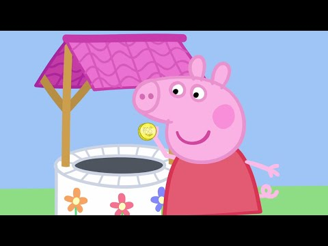 Peppa Pig English Episodes | Peppa's on Vacation Peppa Pig Official