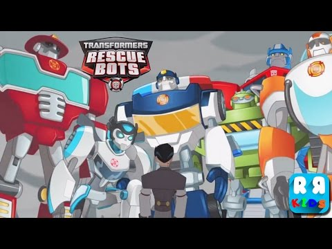 Transformers Rescue Bots: Disaster Dash - Final Mission: Defeat Doctor Morocco