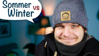 Sommer vs Winter