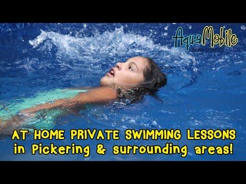 Pickering, Ontario at Home Swim Lessons
