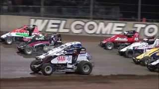2015 Lawrenceburg Speedway WoO/USAC