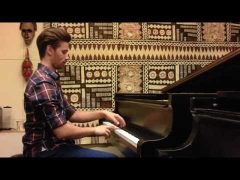 Interstellar- Hans Zimmer- First Step/ Cornfield Chase Piano Cover