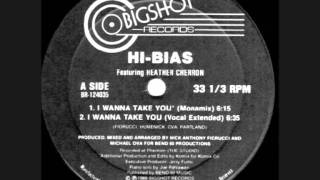 HI BIAS-I WANNA TAKE YOU(KOMIX DUB)