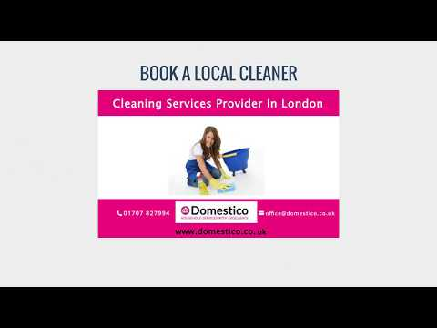 Domestic Cleaning Service in Potters Bar - Domestico Ltd
