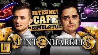 WIJ BIEDEN HET SNELSTE GRATIS INTERNET AAN!   Internet Cafe Simulator   MUNTENHARKERS   LOG