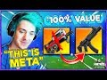 NINJA EXPLAINS Why The Sub Machine Gun Is More VALUEABLE Than The P90!