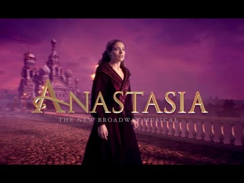 Journey to the Past - Anastasia Original Broadway CAST RECORDING - Lyrics