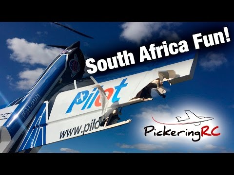 WBRF Hermanus South Africa Airshow review 2016