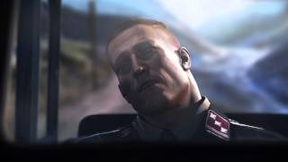 Wolfenstein: The Old Blood - Prologue: Captain William Joseph B.J. Blazkowicz Mission Brief Cutscene
