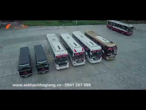 Giới Thiệu Xe Khách VIP Limousine DCAR – Nhà Xe Bằng Phấn Hà Giang
