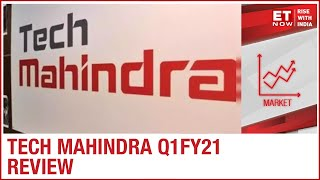 Tech Mahindra Q1 results beat expectation