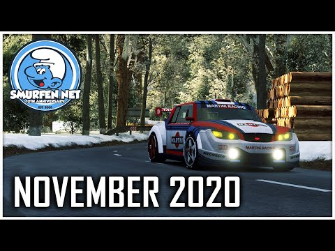 Valley SmurfsCup | November 2020 Maps | feat. Quasar |