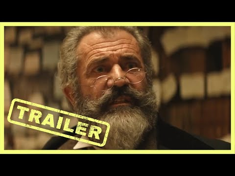 The Professor And The Madman  Official Trailer HD - Mel Gibson, Natalie Dormer