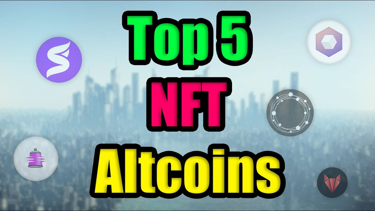 Top 5 Low Cap NFT Altcoins to Watch in 2021!! | MOST Cryptocurrency Investments in June?