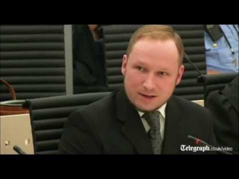 Anders Breivik: 'I regret not killing more people'