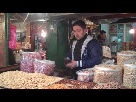 Tour of Pit Bazar, Skopje, Macedonia