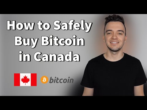 How To Buy Bitcoin In Canada | Best Crypto Exchanges 2021