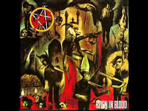 SLAYER REIGN IN BLOOD FULL ALBUM (1986)