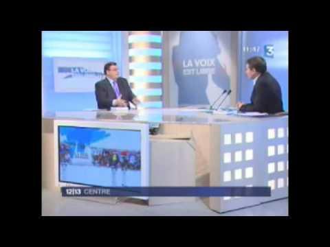 La Voix est Libre - pollution OGM - Gilles-Eric Seralini