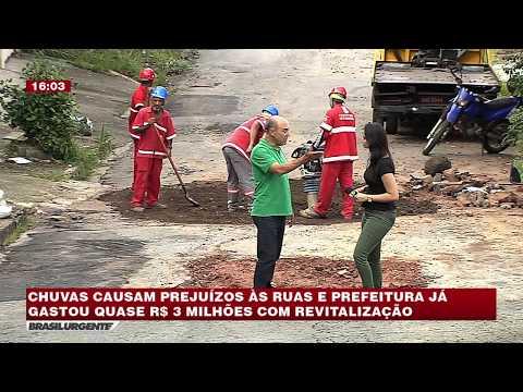 BRASIL URGENTE MINAS 12/03/2018