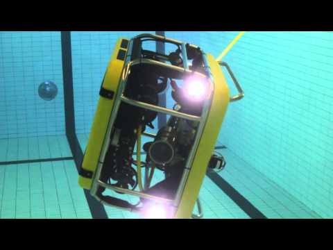 Ocean Modules V8 Sii Remotely-Operated Vehicle (ROV)