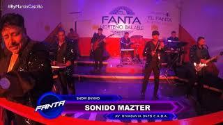 SONIDO MAZTER EN VIVO AGOSTO 2019