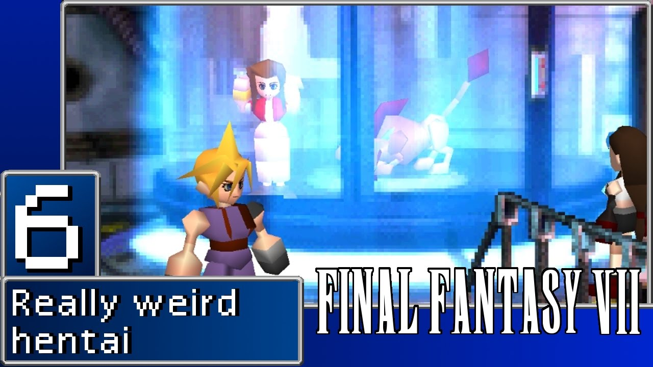 Final Fantasy 7 Hentai Games