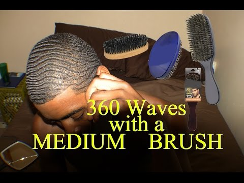 How to Get 360 Waves with A MEDIUM BRUSH