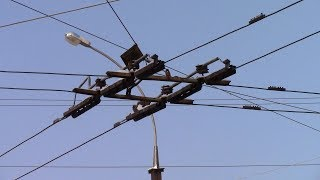 Спецчасти троллейбусной контактной сети г Тольятти