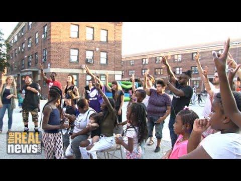 Hood to Hood Solidarity: Rebel Diaz and Tef Poe in Baltimore