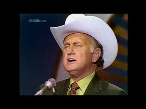 Bill Monroe and his Bluegrass Boys on Johnny Cash TV Show