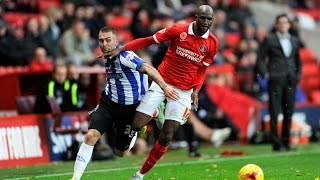 Charlton Athletic 3 Sheffield Wednesday 1 | EXTENDED HIGHLIGHTS 2015/16