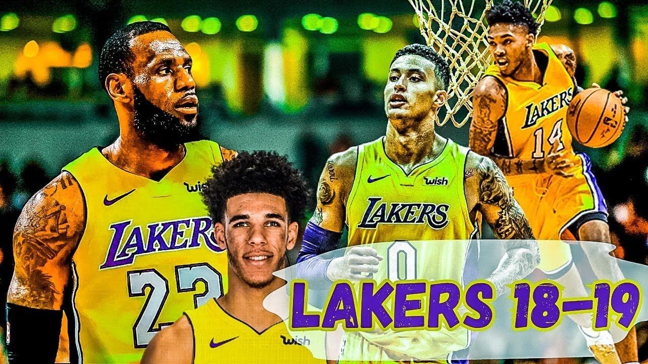 НБА Межсезонье-2018: Ключевые изменения - LOS-ANGELES LAKERS