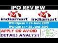 INDIAMART IPO   Detail Analysis   Apply or Avoid   INDIAMART IPO Review
