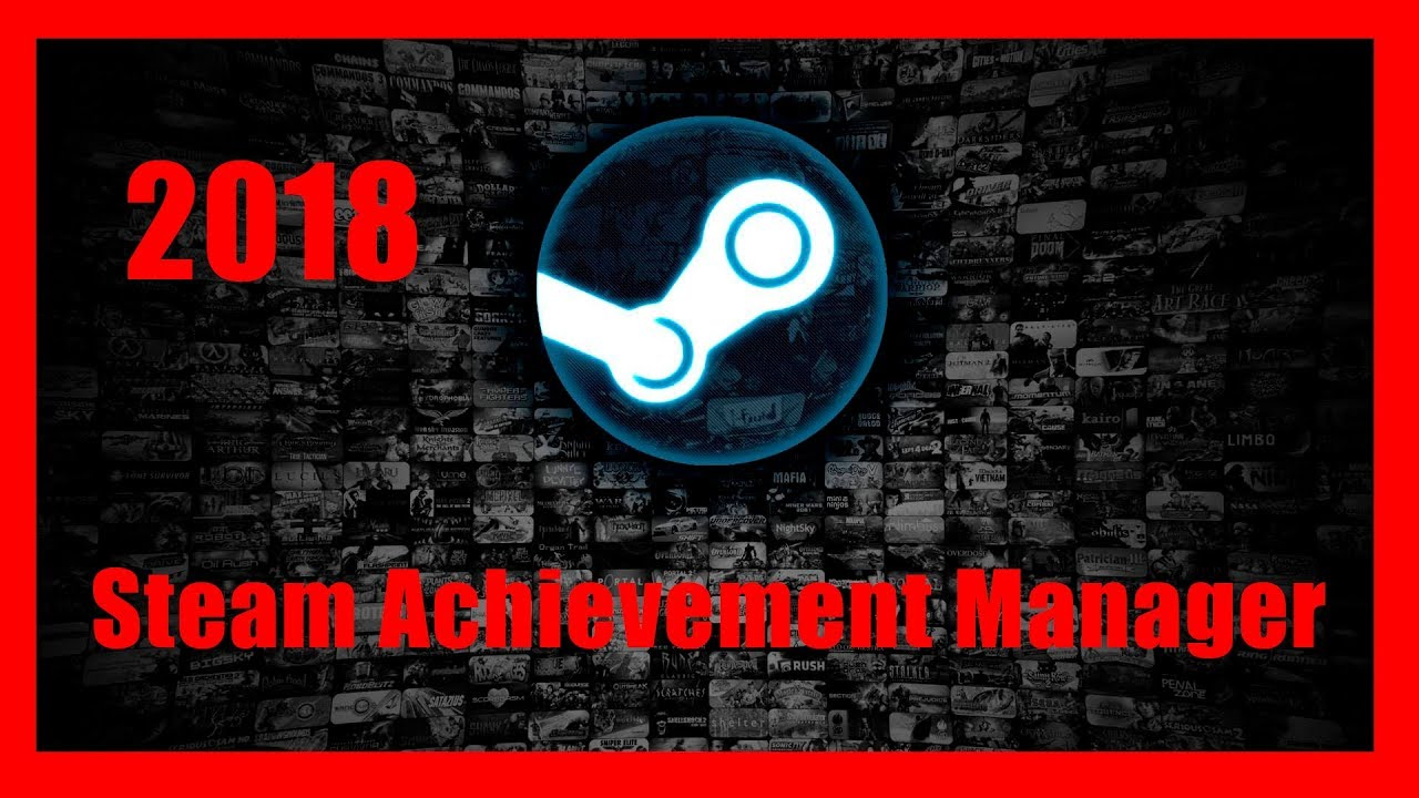 Как скачать steam achievement manager 2018 youtube.