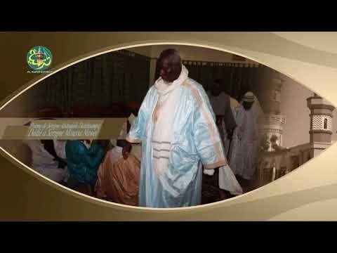 Poème de Serigne Abdoulahi Diakhoumpa  Dédié à Serigne Moussa Nawel