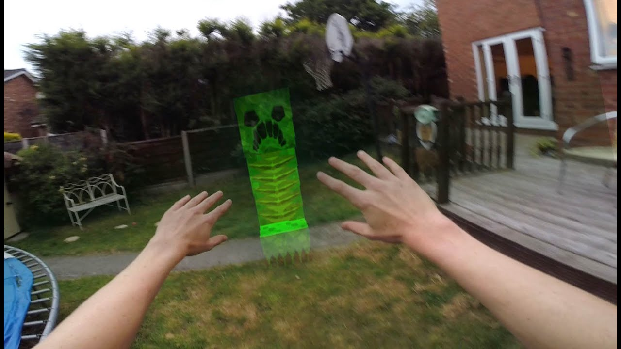 Creeper in real life - photo#13
