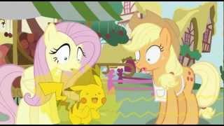 Pokemon meets My Little Pony