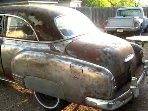 Manny S 1951 Chevy Deluxe Project Part 1 Youtube