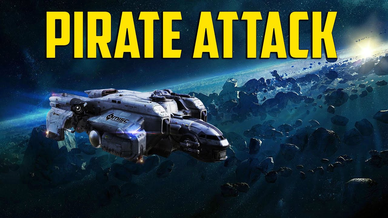 Star Citizen - Pirate Attack