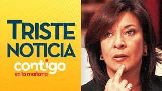 ¡DESOLADOR! Tati Penna falleció a los 61 años - Contigo en La Mañana